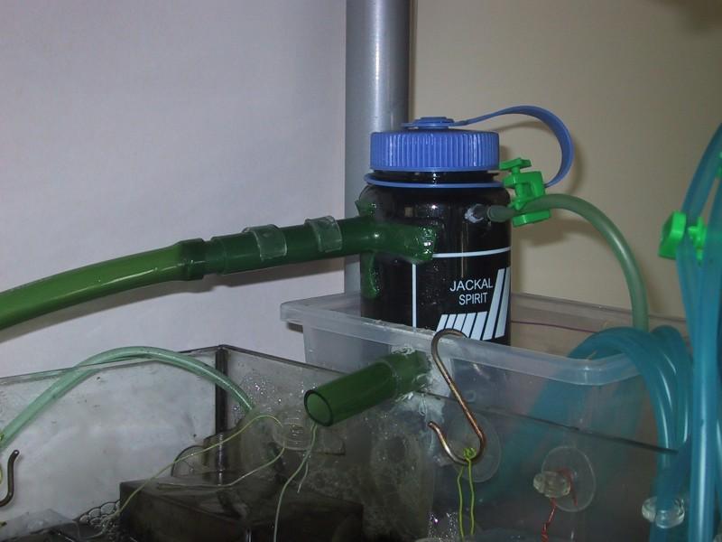 自制鱼缸过滤桶设计图展示