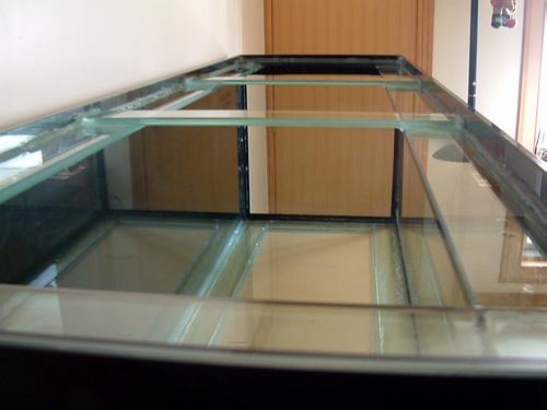 魚缸底濾設計圖-需要一份相對易懂的過濾系統和柜式圖片